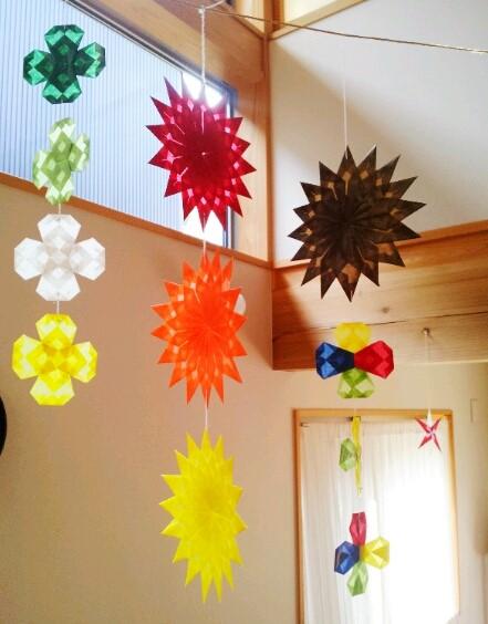 すべての折り紙 折り紙 お花 : 春休みの工作に!幼稚園 ...