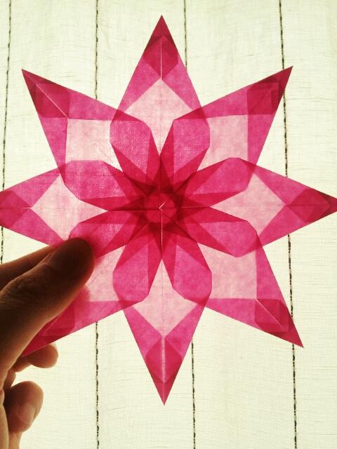 すべての折り紙 折り紙で星の折り方 : ... 折り方(69パターン)&折り図