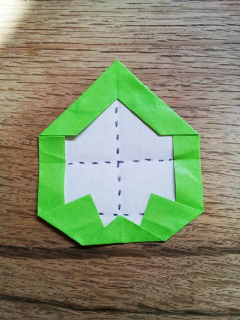 ... ボール/折り紙/トランスパ : 折り紙 ボール 折り方 簡単 : すべての折り紙