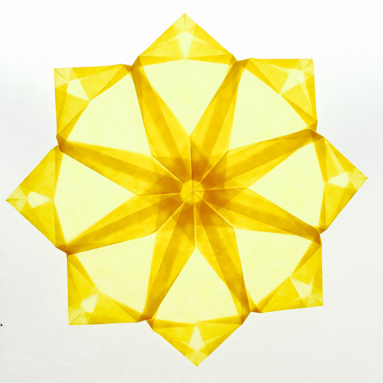 やクリスマス飾りの作り方 ... : 折り紙 ガーランド 作り方 : すべての折り紙